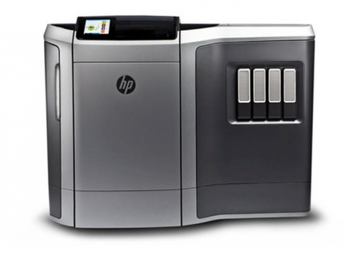HP launches Metal Jet